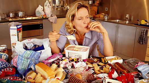 How I overcame binge eating