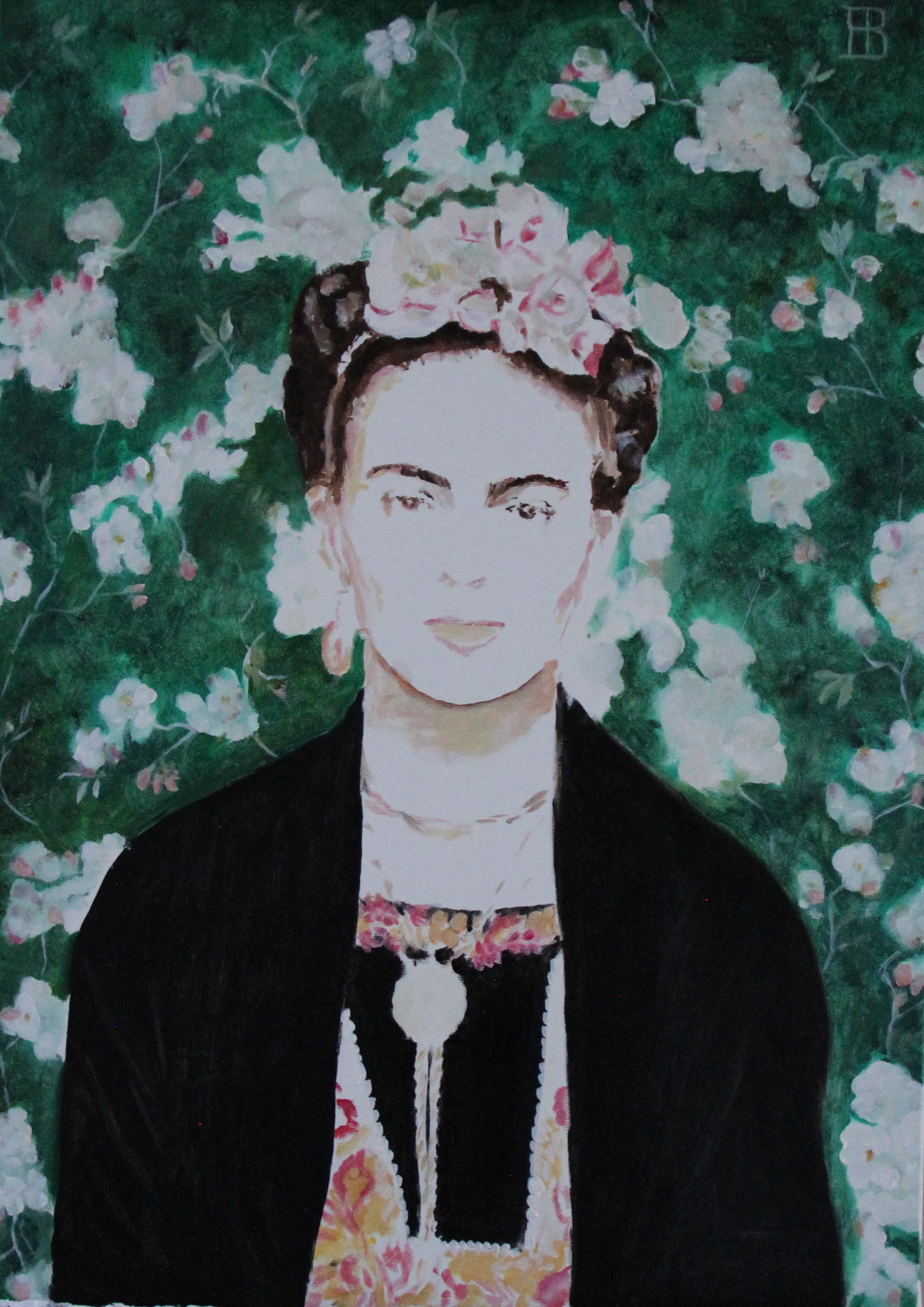 Tribute to Frida Kahlo