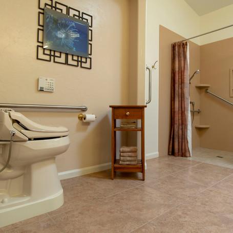 Full-Access Bathroom