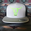 Thumbnail: Grey Hat, Black Mesh, Colored West River Bull