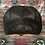 Thumbnail: Grey Snapback Trucker Hat, Black Mesh. Red, White, and Blue Hard to Tame Logo