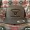 Thumbnail: Charcoal Snapback Trucker Hat, Black Mesh, Assorted Hard to Tame Logo Colors