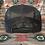 Thumbnail: Navy Blue Snapback Trucker Hat, White Hard to Tame Logo