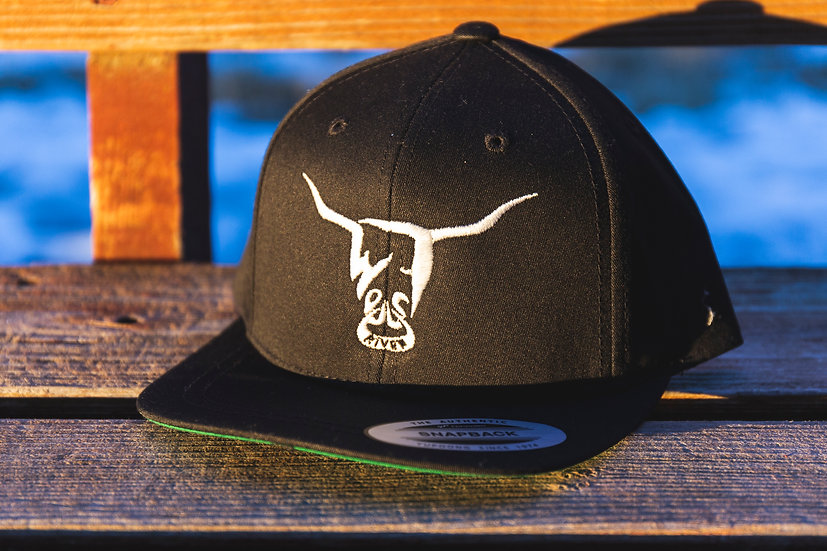 Jr. Black Hat, West River Hat (full back)