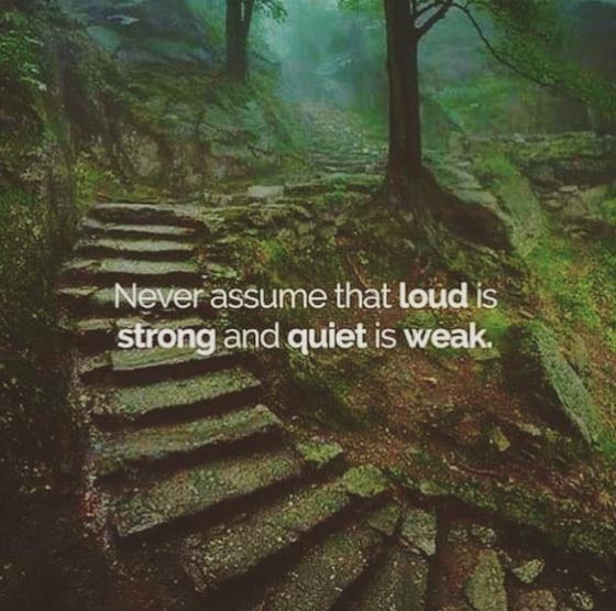 Never Assume...