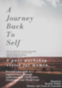 journey to self-care, self-love, self-trust