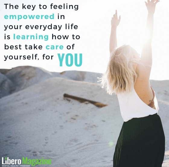 Redefining Self-Care For You