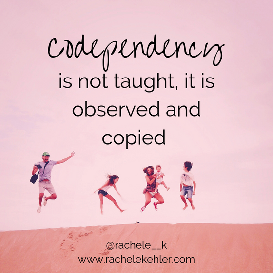 Thoughts on Codependency