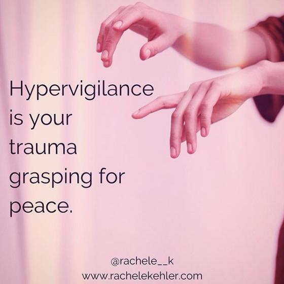 Your Trauma and Hypervigilance