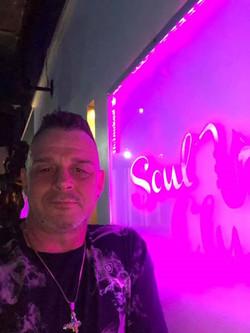 Heute wieder seit langem im Soul Club Sc
