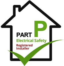 part p electrician logo