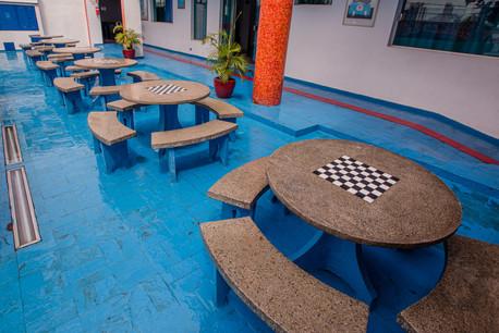 Mesas para jogos de tabuleiro