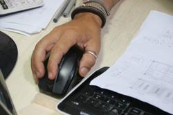 העלאת מידות מהשטח לתוכניות העבודה