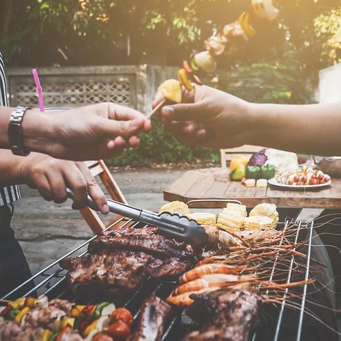 BBQ du soir  vendredi 9 juillet