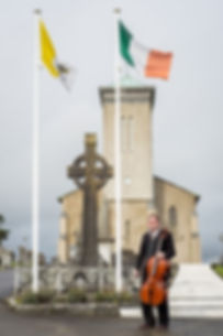 Irish weddng party marriage music string sophisticated
