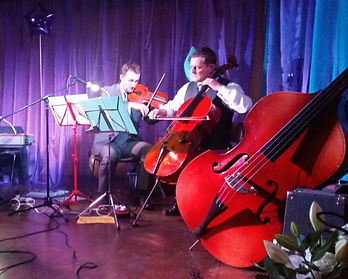 versatile string group party