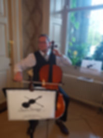 solo cello wedding music service waterford ireland party reception