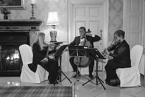 sytring trio wedding county waterford Ireland Faitlegg suirstrings