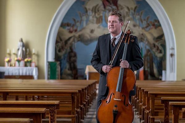 weddin preparation music solo cello service marriage Ireland waterford Tramore