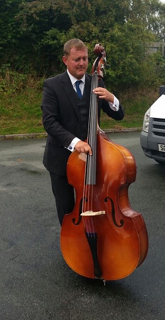 weddng gig ensemble music bass solo party event