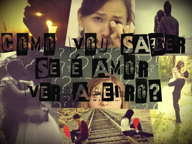 TAG: De frente com a Ceci #1 - Como vou saber se é amor verdadeiro?