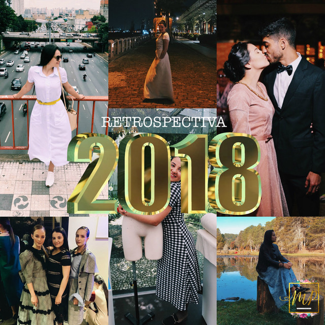 Retrospectiva 2018: Design de moda, responsabilidades, vida de casada...