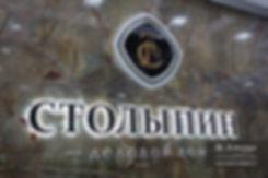 Логотип Столыпин