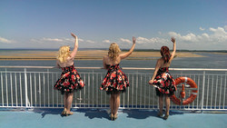 The Candy Girls farewell