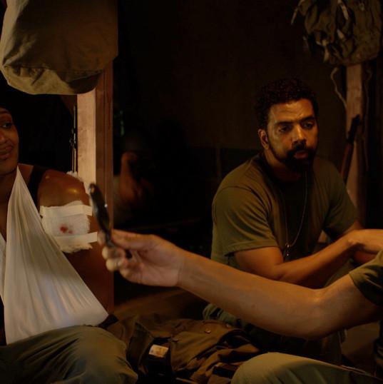 Antonio McClendon Jr. as Dubs, Darien Dean as Hotspur and Larob Payton as Stokes