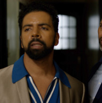 Darien Dean as Hotspur and Eric Roberson as Henry King