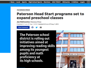 Paterson Head Start programs set to expand preschool classes