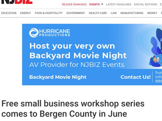 Free Small Business Workshop Series Comes to Bergen County