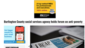 Burlington County Social Services Agency Holds Forum on Anti-Poverty