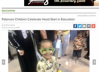 Paterson Children Celebrate Head Start in Education