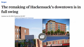 The Remaking of Hackensack's Downtown is in Full Swing