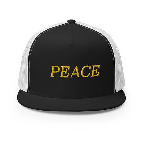 PEACE Trucker Cap