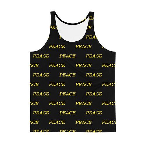 PEACE monogram Tank Top