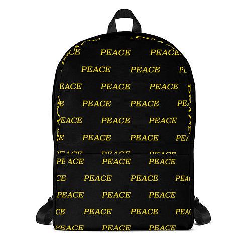 PEACE monogram Backpack