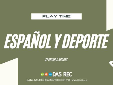 Spanish & Sports
