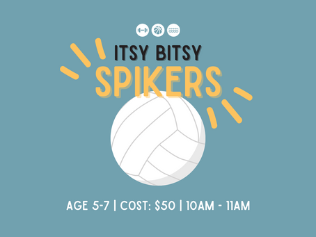 Itsy Bitsy Spikers