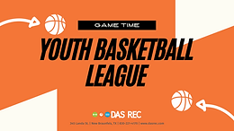 Youth Basketball League - Winter
