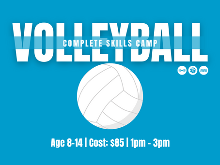 Volleyball Complete Skills Camp
