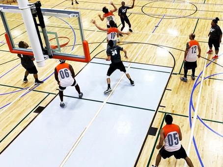 Adult 3v3 Basketball League - REGISTRATION FULL