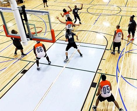 Adult 3v3 Basketball League