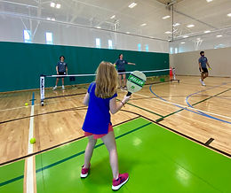 Junior Pickleball Camp