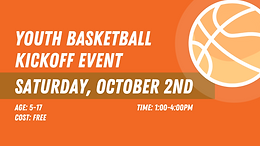 Youth Basketball Kickoff Event
