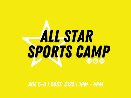 All-Star Sports Camp