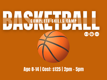 Basketball Complete Skills Camp