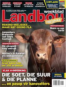 Landbouweekblad, 21 Mei 2020 - voorblad.