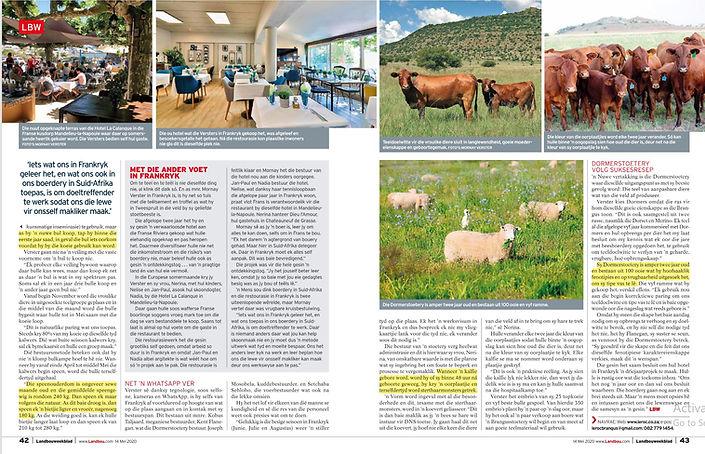 Landbouweekblad, 14 Mei 2020 - artikel b